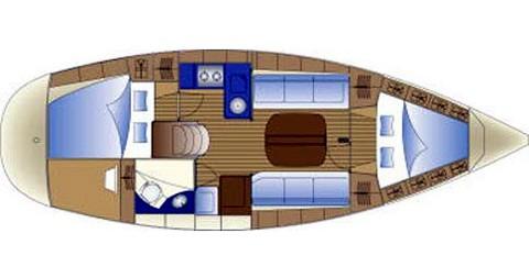 Rental yacht Trogir - Bavaria Cruiser 32 on SamBoat