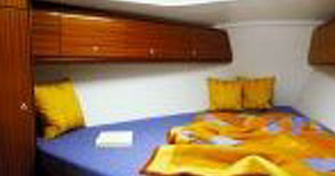 Bavaria Cruiser 32 between personal and professional Trogir