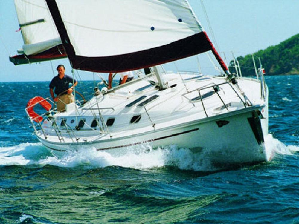 Boat rental Dufour Gib Sea 43 in ACI Marina Trogir on Samboat