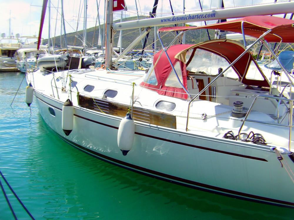Boat rental ACI Marina Trogir cheap Gib Sea 43