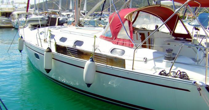 Dufour Gib Sea 43 between personal and professional Trogir