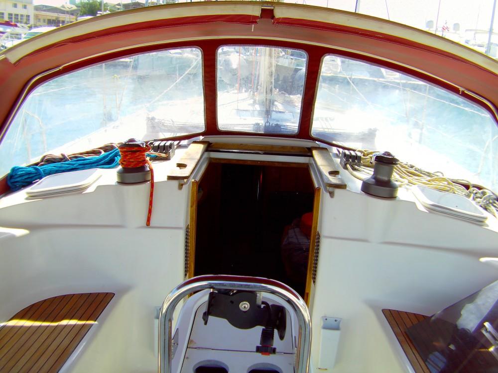 Rent a Dufour Gib Sea 43 ACI Marina Trogir