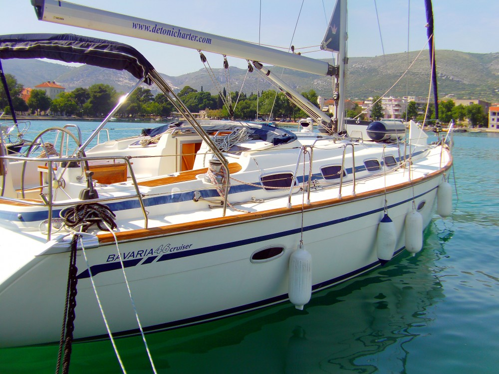 Bavaria Bavaria 46 Cruiser between personal and professional ACI Marina Trogir