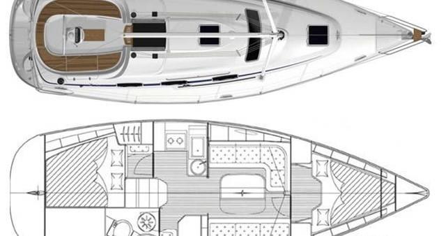 Rent a Bavaria Bavaria 33 Cruiser Trogir