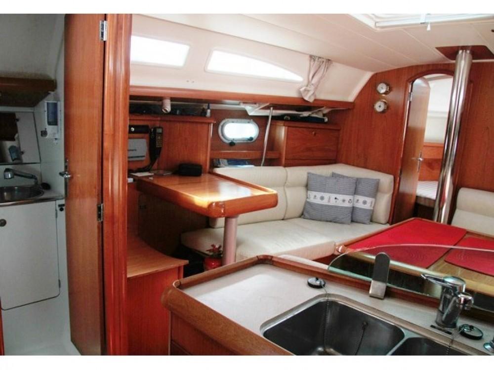Boat rental Jeanneau Sun Odyssey 37 in Volos on Samboat