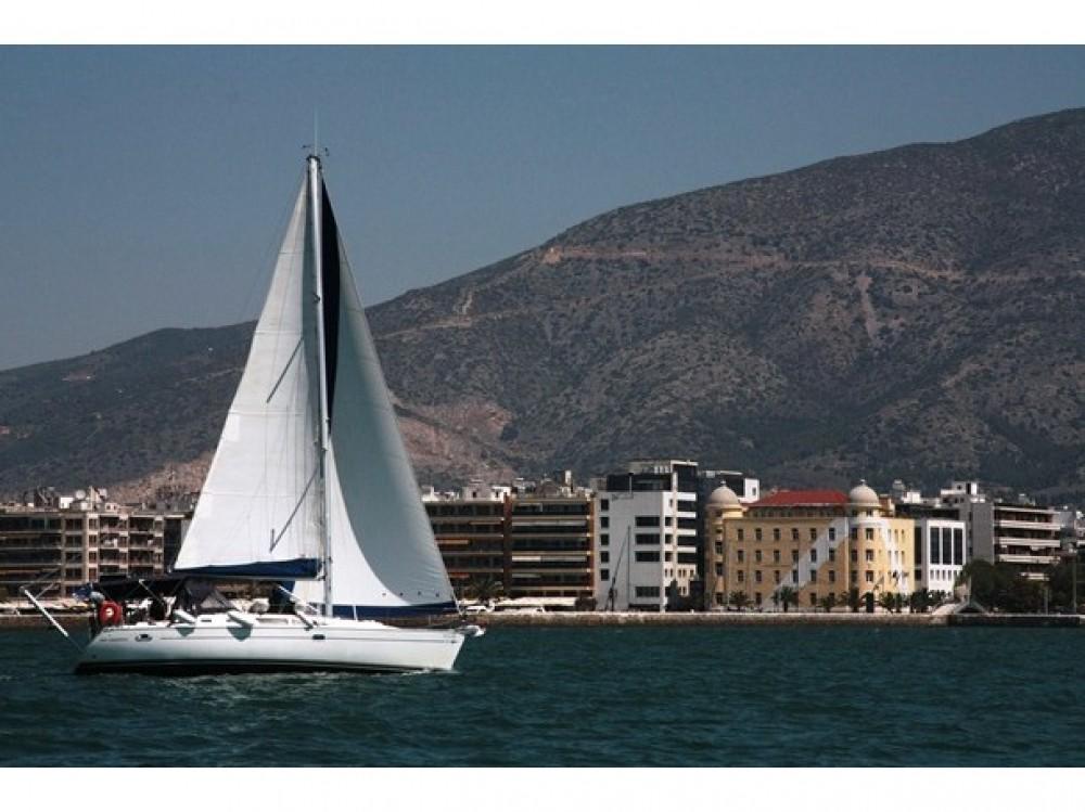 Rental yacht Δήμος Βόλου - Jeanneau Sun Odyssey 37 on SamBoat