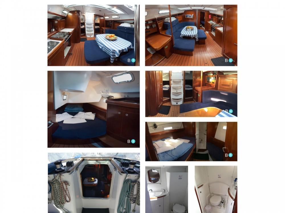 Rental yacht Volos - Bénéteau Oceanis 393 Clipper on SamBoat