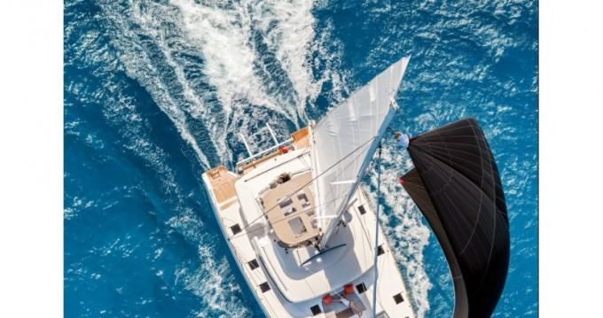 Rental yacht Capo d'Orlando - Lagoon Lagoon 52 F on SamBoat
