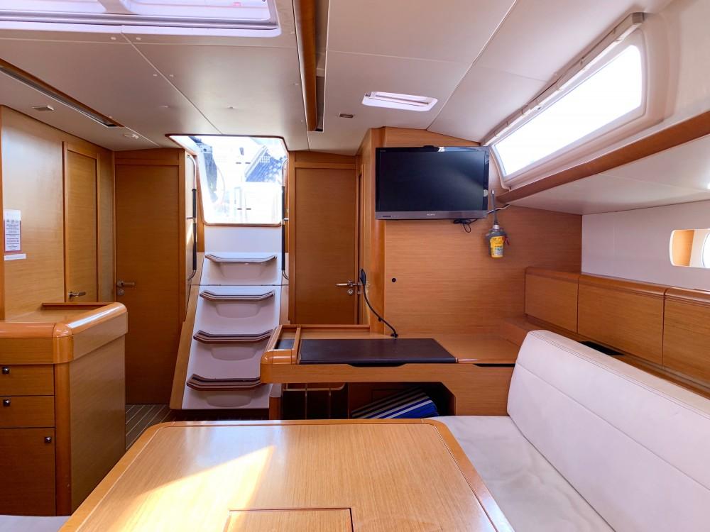 Boat rental Jeanneau Sun Odyssey 509 in Keramoti on Samboat