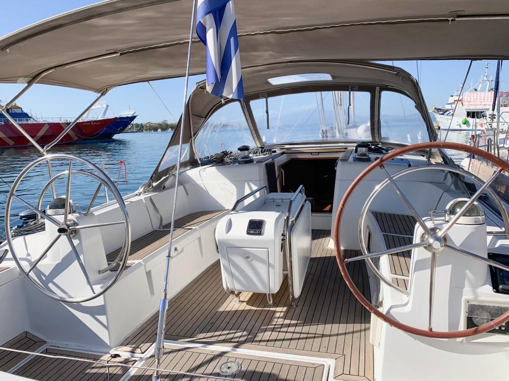 Rental yacht Keramoti - Jeanneau Sun Odyssey 509 on SamBoat