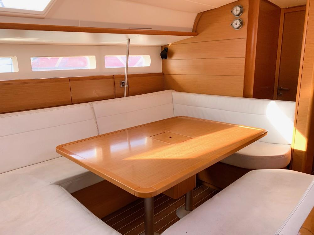 Boat rental Keramoti cheap Sun Odyssey 509