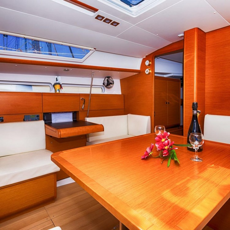 Sailboat for rent Keramoti at the best price