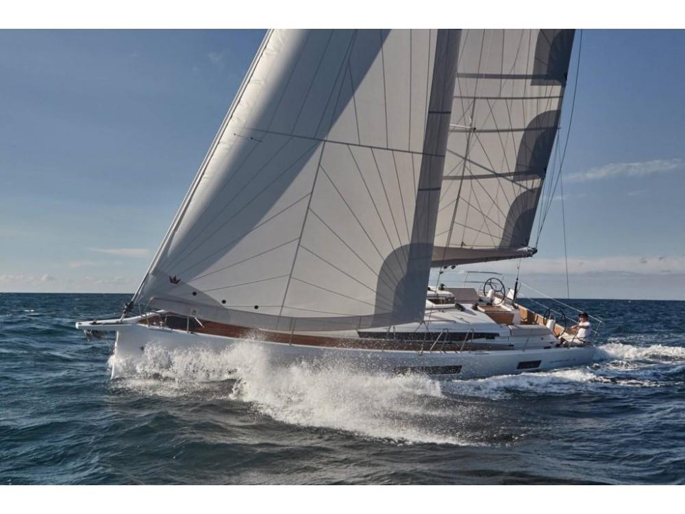 Rental Sailboat in Keramoti - Jeanneau Sun Odyssey 440