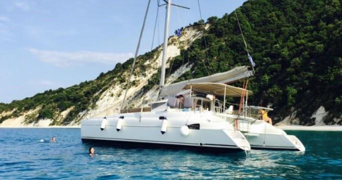 Rental yacht Volos - Fountaine Pajot Athena 38 on SamBoat