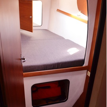 Fountaine Pajot Athena 38 between personal and professional Volos