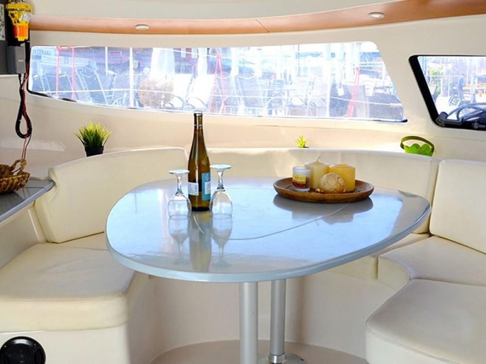 Boat rental Volos Municipality cheap Athena 38
