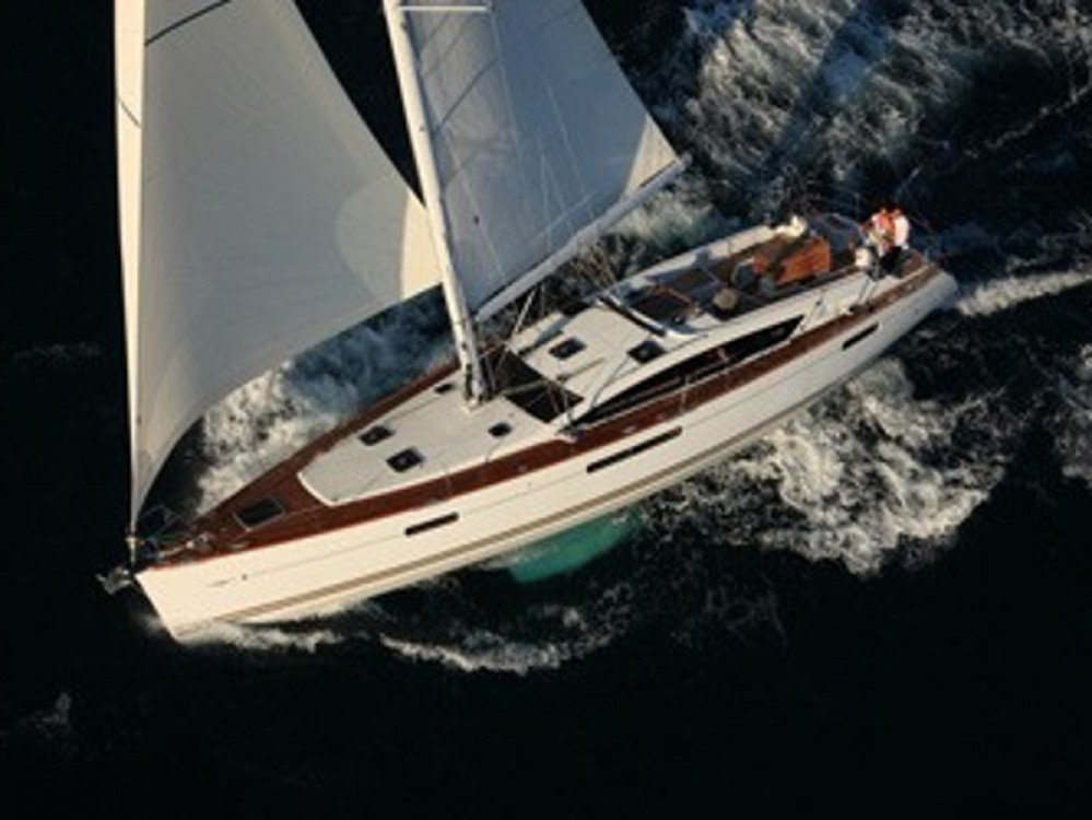Boat rental Keramoti cheap Jeanneau 57