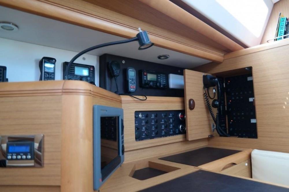 Rental yacht Keramoti - Jeanneau Jeanneau 57 on SamBoat