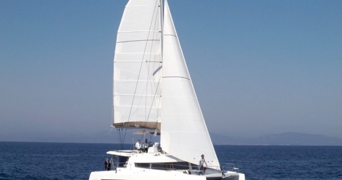 Hire Catamaran with or without skipper Bali Catamarans Volos