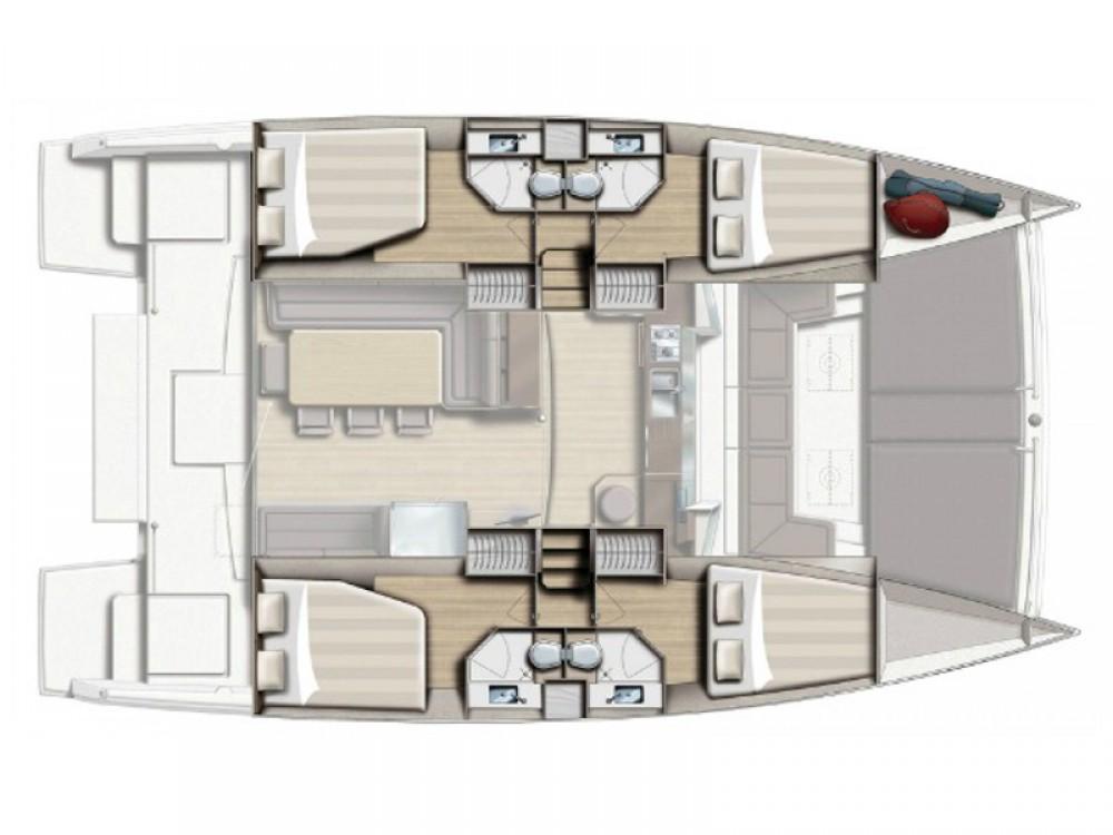 Catamaran for rent Δήμος Βόλου at the best price