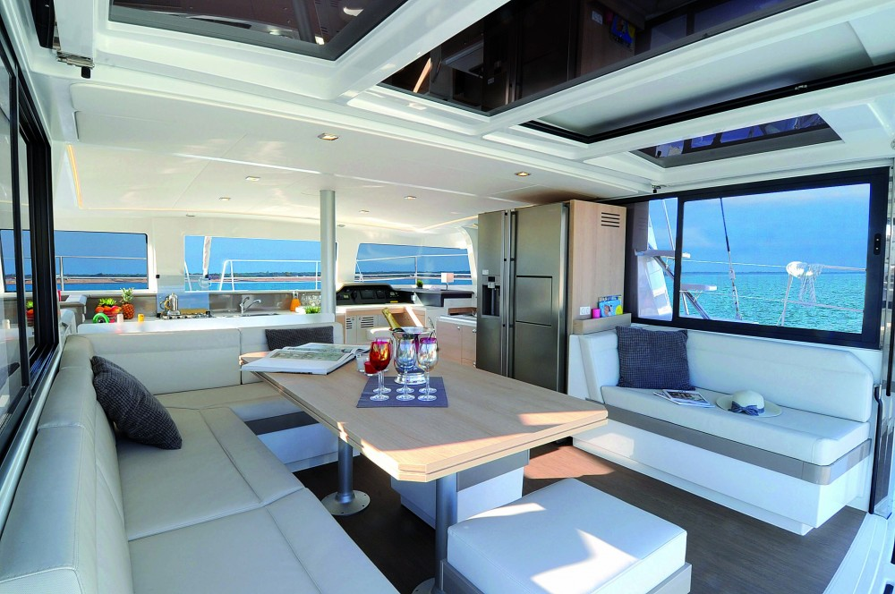Hire Catamaran with or without skipper Bali Δήμος Βόλου