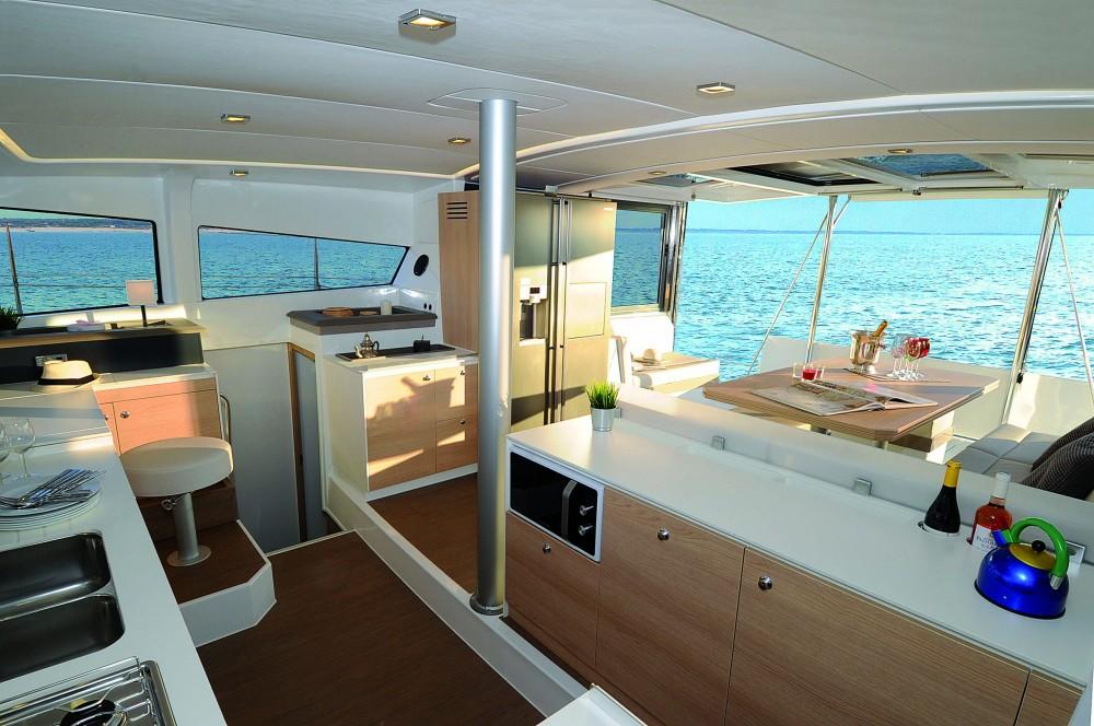 Rental Catamaran in Δήμος Βόλου - Bali Bali 4.3