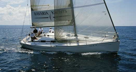 Boat rental Bavaria Bavaria 35 Match in Keramotí on Samboat