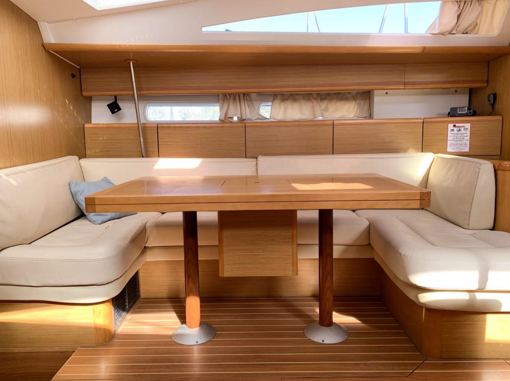 Rental Sailboat in Keramoti - Jeanneau Jeanneau 53