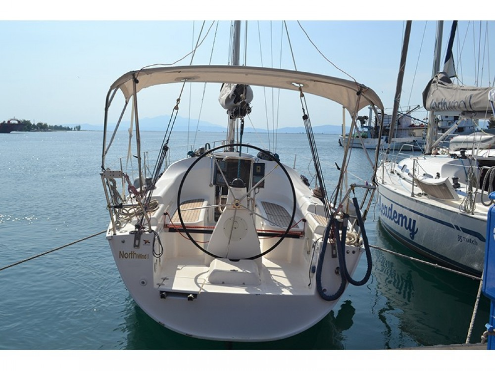 Hire Sailboat with or without skipper Bavaria Keramoti