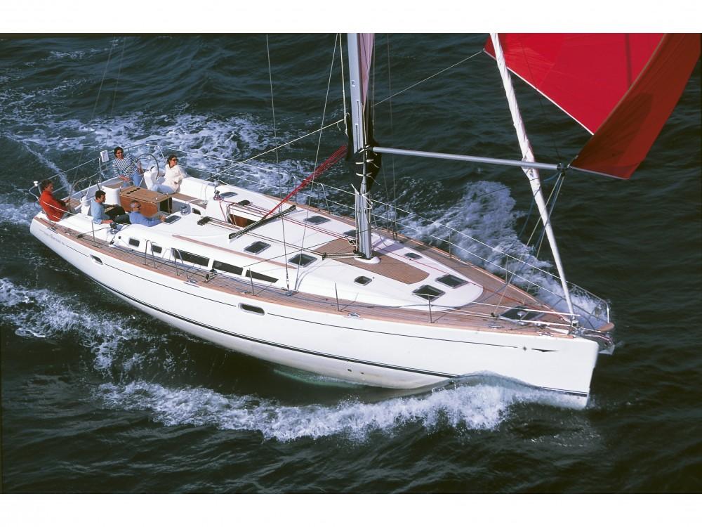Rent a Jeanneau Sun Odyssey 49 Keramoti