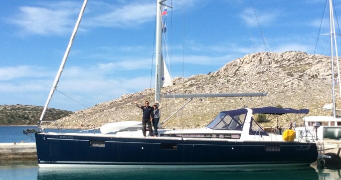 Boat rental Bénéteau Oceanis 48 in Ibiza Town on Samboat