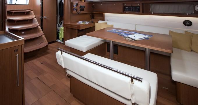 Boat rental Ibiza Town cheap Oceanis 48