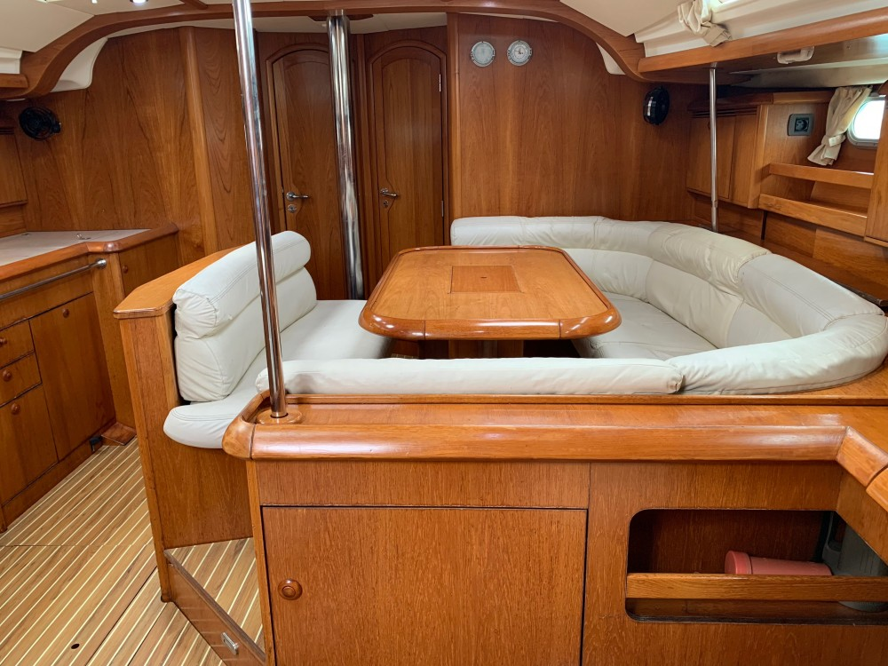 Rental yacht Keramoti - Jeanneau Sun Odyssey 49 on SamBoat