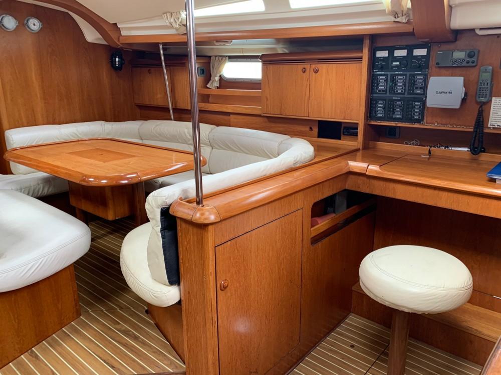 Boat rental Jeanneau Sun Odyssey 49 in Keramoti on Samboat