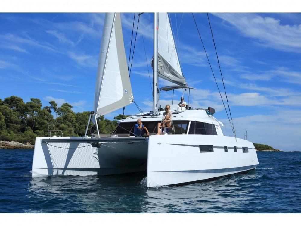 Rental Catamaran in Olbia - Nautitech Nautitech 46 Fly