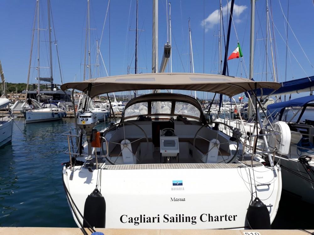 Rent a Bavaria Bavaria Cruiser 46 Cagliari