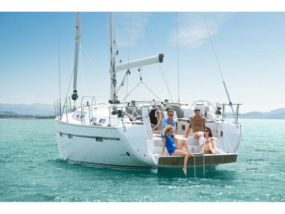 Bavaria Bavaria Cruiser 51 between personal and professional Golfo Aranci