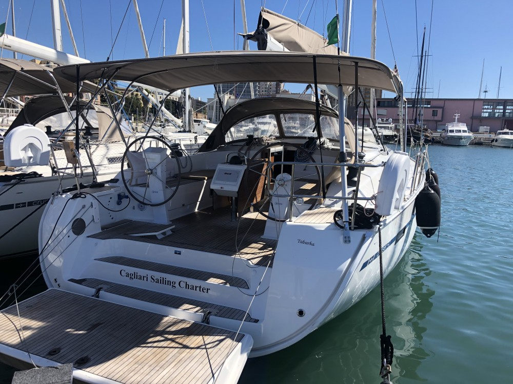 Boat rental Bavaria Bavaria Cruiser 51 in Golfo Aranci on Samboat