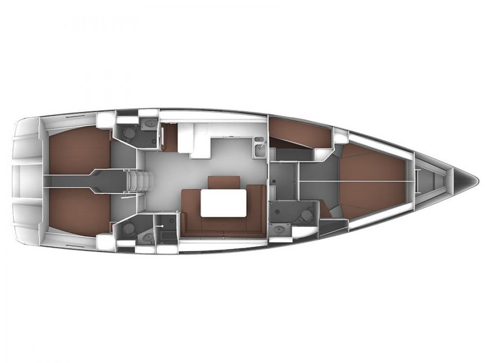 Rental yacht Golfo Aranci - Bavaria Bavaria Cruiser 51 on SamBoat
