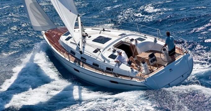 Boat rental Cagliari cheap Cruiser 40