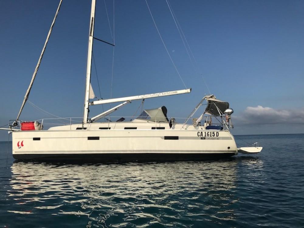 Rent a Bavaria Bavaria Cruiser 40 Cagliari