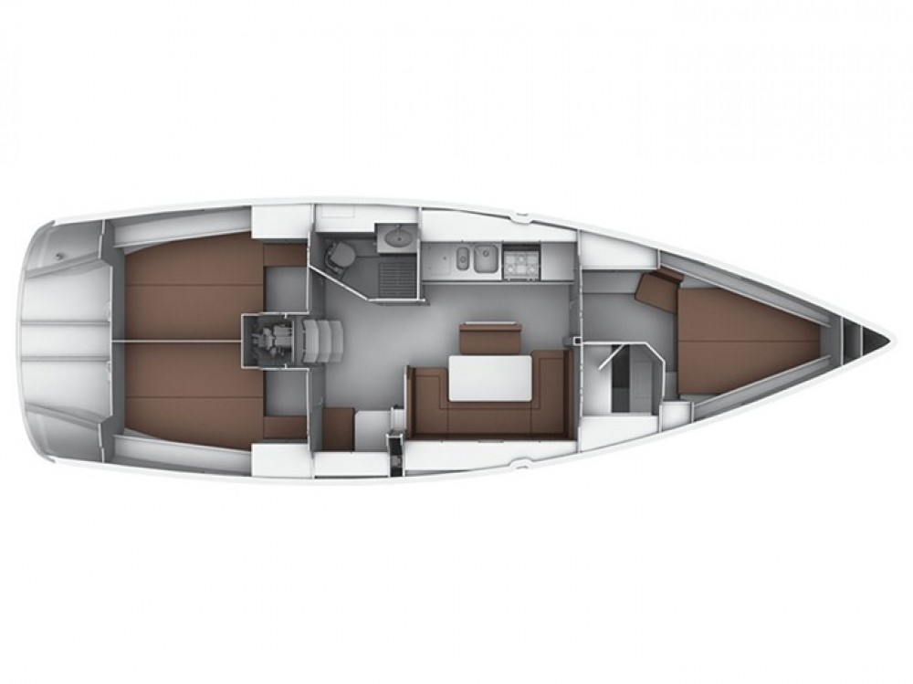 Rental yacht Cagliari - Bavaria Bavaria Cruiser 40 on SamBoat