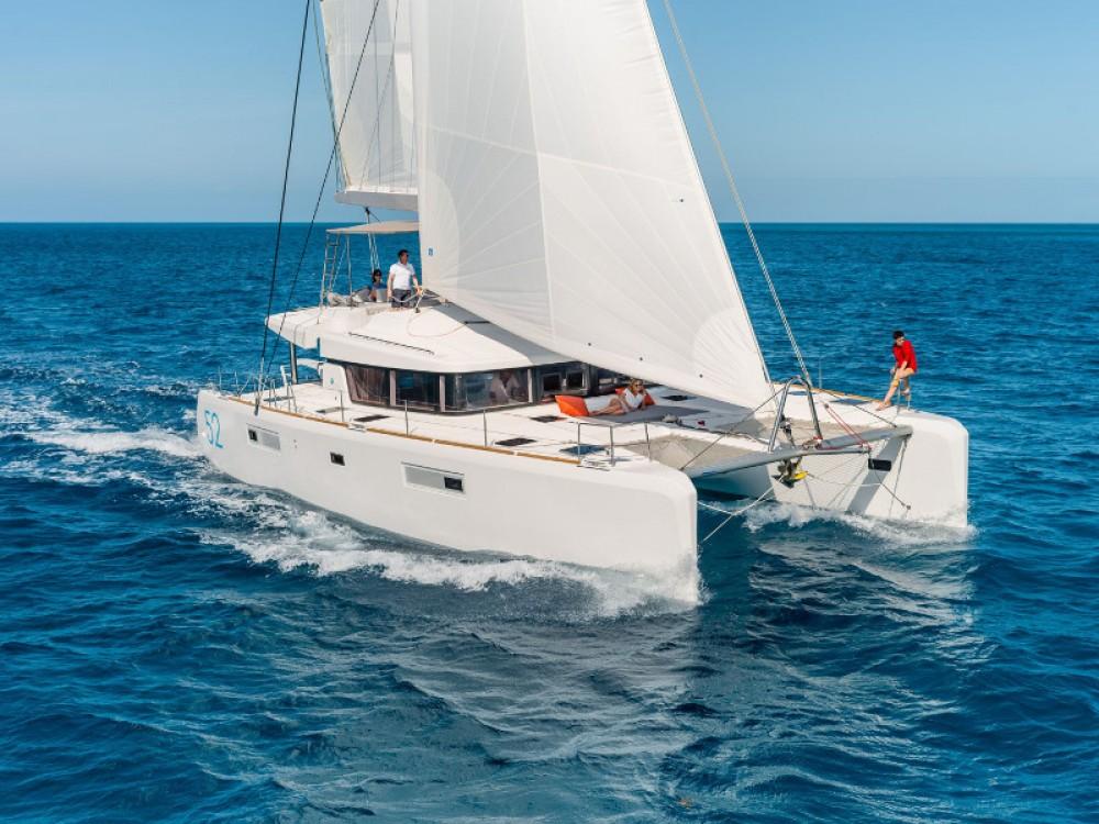 Lagoon Lagoon 52F between personal and professional Ibiza