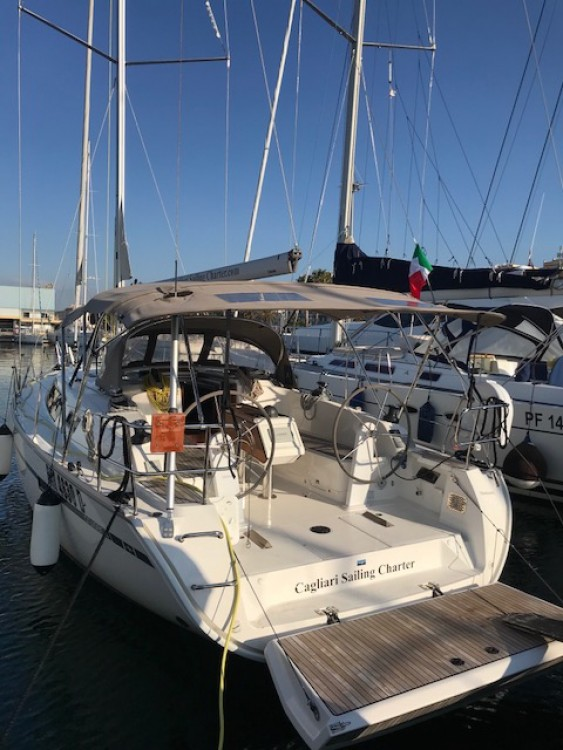Rental Sailboat in Olbia - Bavaria Bavaria Cruiser 41
