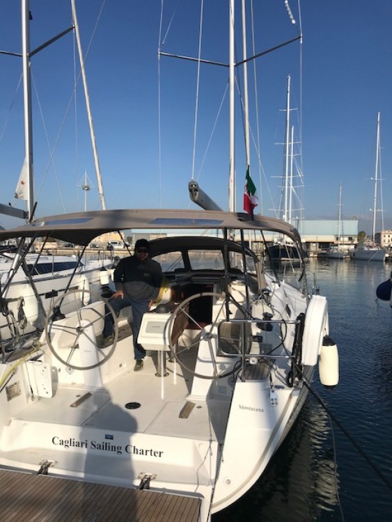 Boat rental Bavaria Bavaria Cruiser 41 in Olbia on Samboat