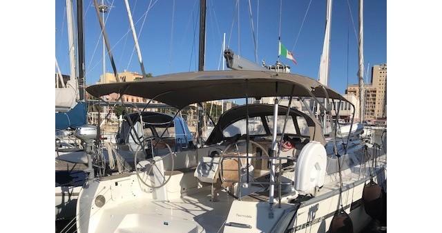 Bavaria Cruiser 46 between personal and professional Golfo Aranci