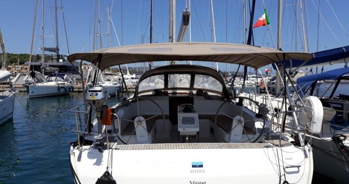 Rental Sailboat in Golfo Aranci - Bavaria Cruiser 46