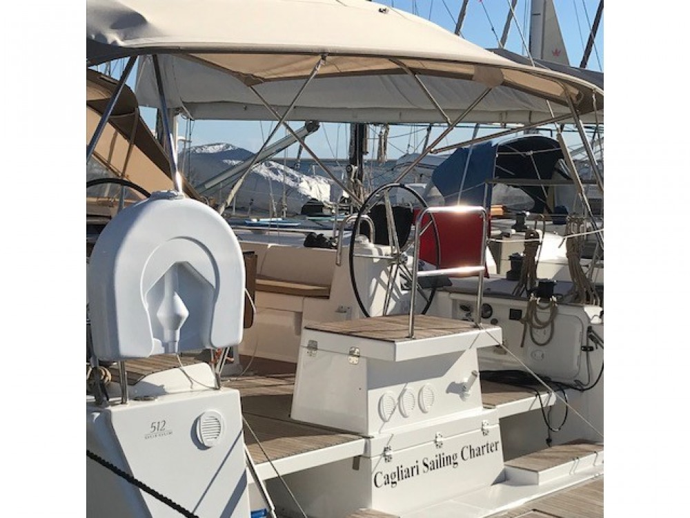 Boat rental Dufour Dufour 512 Grand Large in  on Samboat