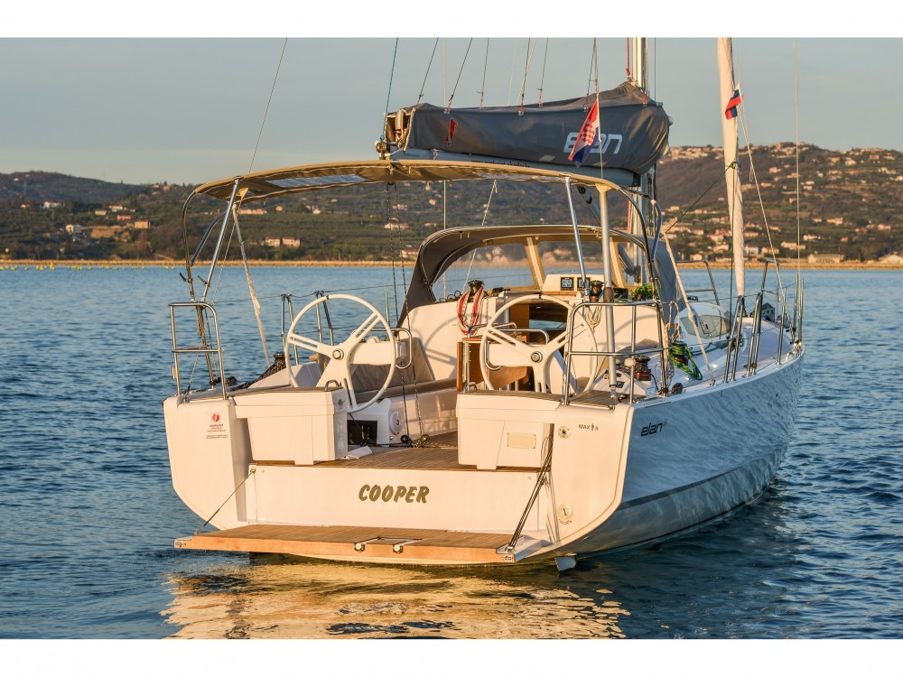 Hire Sailboat with or without skipper Elan Marina Zadar