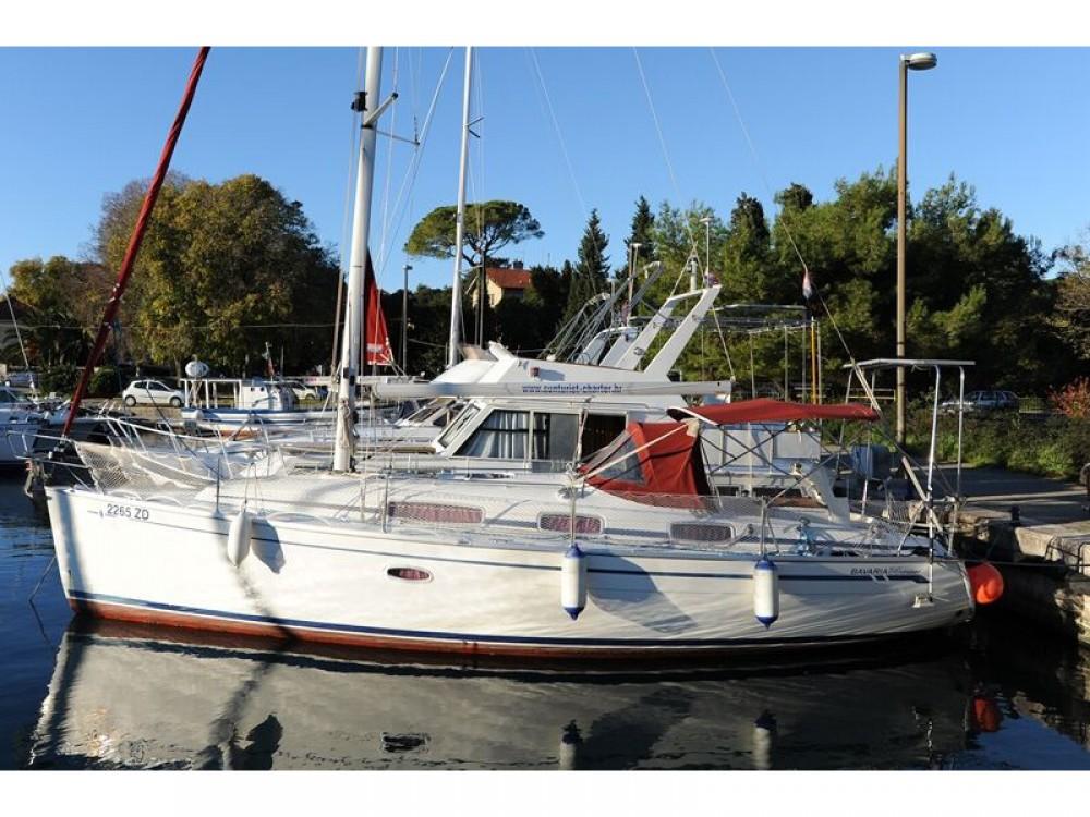 Rental yacht Grad Zadar - Bavaria Bavaria 34 Cruiser on SamBoat